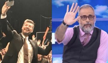 Imagen de Tinelli y Rial festejaron el triunfo de Alberto Fernández y calentaron las redes