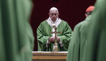 Imagen de El papa asegura que la Iglesia llevará ante la justicia a los abusadores