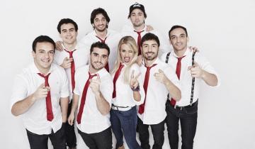 Imagen de Agapornis llega a San Bernardo: ideal para bailar y disfrutar en familia