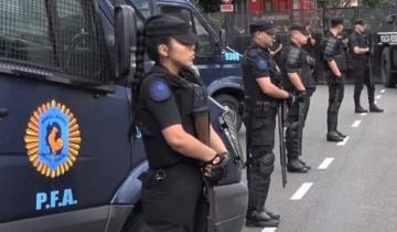 Imagen de Está abierta la preinscripción para ingresar a la Policía Federal Argentina