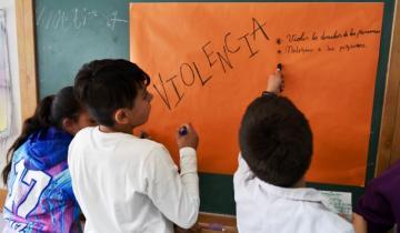 Imagen de El 98% de los alumnos de 6º grado trabajan contenidos de Educación Sexual Integral
