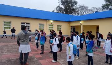 Imagen de Coronavirus: se envió a las escuelas bonaerenses el protocolo para los actos de egreso