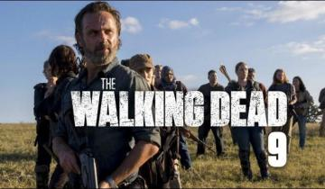 Imagen de Netflix: cuándo se estrena la novena temporada de The Walking Dead
