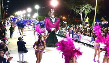 Imagen de Cuenta regresiva para el comienzo del Carnaval de la Amistad en Maipú