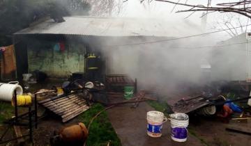 Imagen de Mar del Plata: murió un bebé de 2 años en un incendio