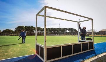 Imagen de Las Leonas continuarían su entrenamiento para los Juegos Olímpicos en Pinamar