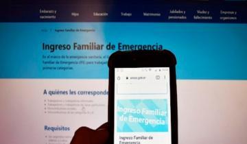 Imagen de IFE: informaron el nuevo cronograma para casos impagos