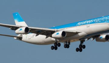 Imagen de Nueve heridos en un vuelo de Aerolíneas Argentinas que atravesó una turbulencia en la cordillera