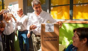 Imagen de Tercera derrota de Macri en elecciones de 2019: Uñac supera el 56% en las primarias de San Juan