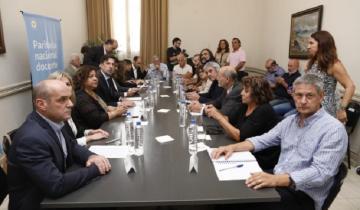 Imagen de Paritaria nacional: el Gobierno acordó con los docentes y no habrá paro