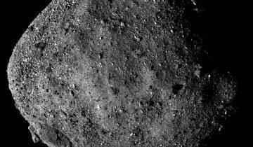 Imagen de Mirá cómo es Bennu, el asteroide que podría chocar contra la Tierra