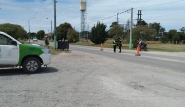 Imagen de Mar Chiquita: un hombre con pedido de internación fue interceptado en un control vehicular