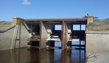 Imagen de General Guido: se ejecutaron obras en el puente del Canal 1