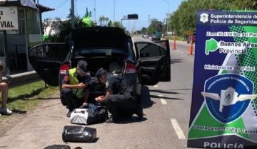 Imagen de Controles policiales en las rutas: droga, alcohol y personas con pedido de captura