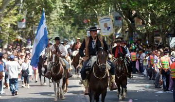 Imagen de Así se vive la Fiesta Nacional del Gaucho en General Madariaga