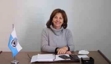Imagen de Dolores: María Esther Larregle fue designada secretaria de Educación