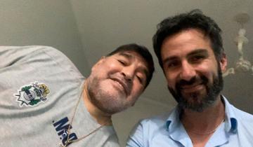 Imagen de Muerte de Maradona: allanan la casa y la clínica del médico Leopoldo Luque