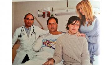 Imagen de Daniel Scioli cuenta los detalles del accidente donde perdió su brazo derecho hace 30 años