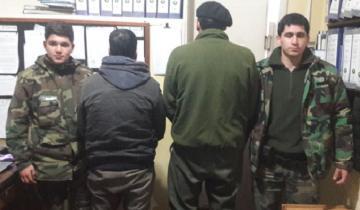 Imagen de Detuvieron a dos dolorenses en Chascomús por portación ilegal de un arma de fuego