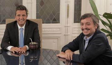 Imagen de Un diputado dio positivo de Covid-19 y aislaron a Sergio Massa, Máximo Kirchner y Mauricio Macri, entre otros