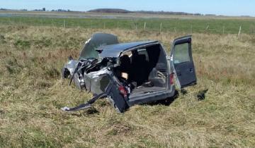 Imagen de Tragedia en la ruta 41: un policía falleció y otro se encuentra grave tras un choque entre una camioneta y un camión