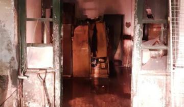 Imagen de Mar del Plata: un hombre murió al incendiarse el local donde dormía