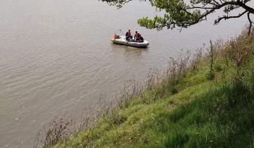 Imagen de Castelli: un pescador se ahogó en el Canal 15