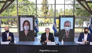 Imagen de Coronavirus en Argentina: Alberto Fernández anunció que el AMBA irá a una apertura escalonada hasta el 2 de agosto