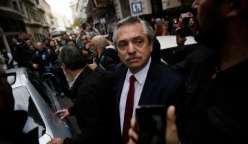 """Imagen de Alberto Fernández le cerró la puerta a un diálogo con Macri: """"El Gobierno tiene que gobernar"""""""