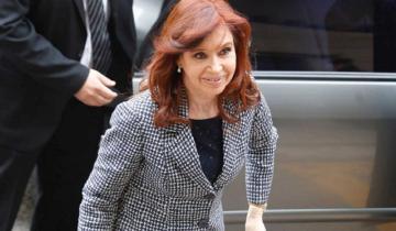 Imagen de Causa cuadernos: Cristina, procesada y con pedido de prisión preventiva