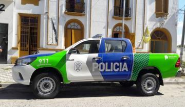Imagen de Una familia sufrió un violento robo en General Madariaga
