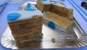 Imagen de Dolores: se vendieron más de 700 kilos de Torta Argentina en la primera fiesta virtual del país