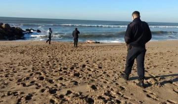 Imagen de Se conoció la identidad del hombre hallado muerto en una playa de Miramar