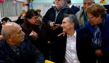 Imagen de A pedido del FMI, Macri suspende las jubilaciones de amas de casa