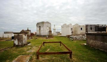 Imagen de Las huellas de la historia argentina que conserva el cementerio de General Lavalle