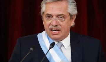 Imagen de Alberto Fernández estableció por DNU la doble indemnización por seis meses