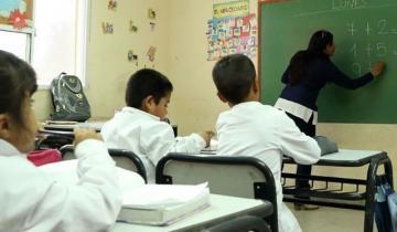 Imagen de El gobierno bonaerense convocó a los docentes para el miércoles