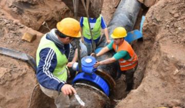 Imagen de Mañana habrá un corte general de agua en Chascomús