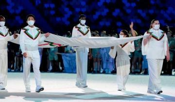 Imagen de Por qué la judoca Paula Pareto, que entrenó en una burbuja en Santa Teresita, salió con la bandera olímpica en Tokio