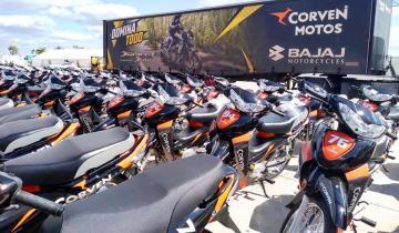 Imagen de El Banco Nación renovó el cupo de motos 0km para la compra con créditos a tasa subsidiada