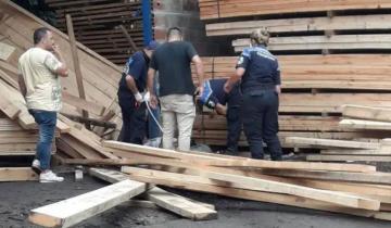 Imagen de Horror en Sarandí: descuartizan y meten en una bolsa a un empleado