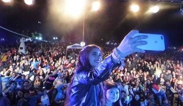 Imagen de Todos los shows de Amorina Alday en la región este verano
