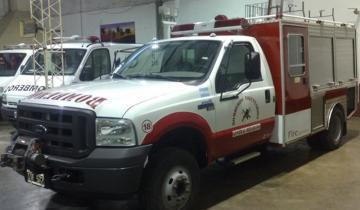 Imagen de Falso pedido de auxilio movilizó a los bomberos de General Belgrano