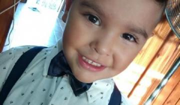Imagen de Quién es Kimey, el nene de 3 años que estaba desaparecido desde el miércoles y apareció hoy