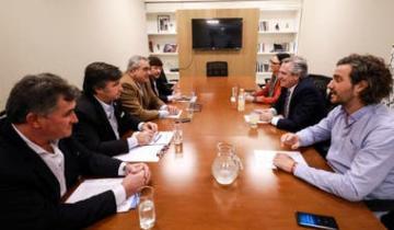 Imagen de Retenciones: Alberto Fernández recibirá mañana a la Mesa de Enlace
