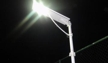 Imagen de Cuáles son las nuevas 107 cuadras que recibirán luces LED en Dolores