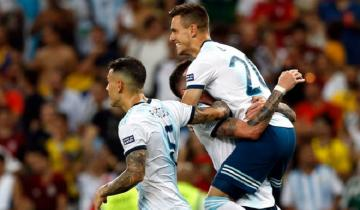 Imagen de Copa América: ¡Argentina a la semifinal! Dónde, cuándo y a qué hora juega con Brasil