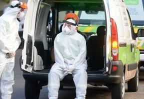 Imagen de La Plata superó los 100 casos de coronavirus