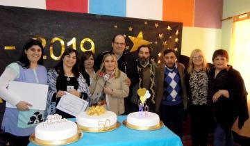 Imagen de Tordillo celebró el 50° aniversario del jardín 901 de General Conesa