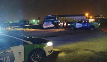 Imagen de Balcarce: tras un llamado de emergencia, hallan a un camionero de General Pirán sin vida
